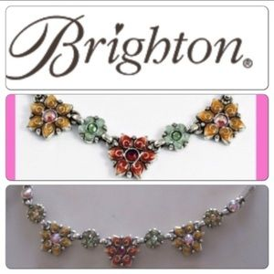 NWT Brighton Garden of Eden Necklace